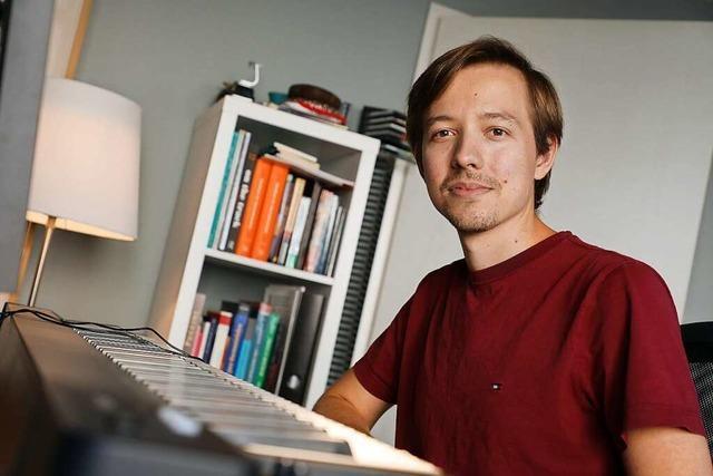 Mit Leidenschaft für Musik: Der Offenburger Filmkomponist Leonard Küßner