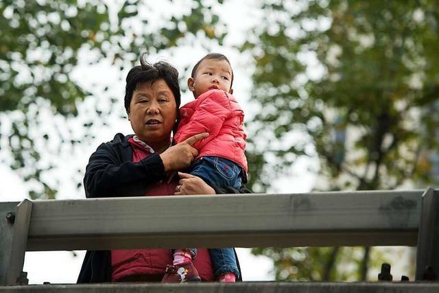 China führt Drei-Kind-Politik ein