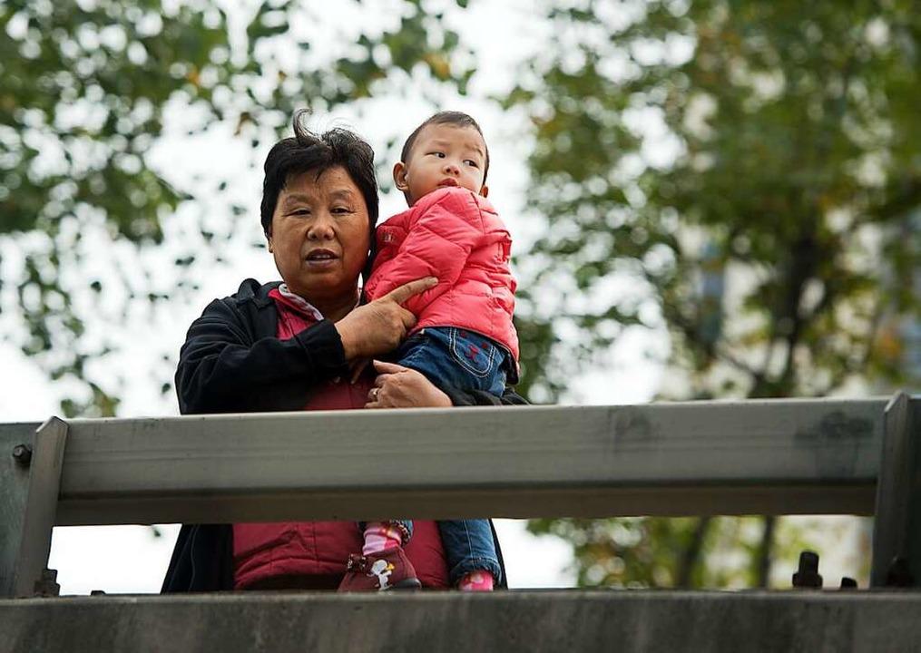 Statt der Ein-Kind-Politik gilt in China jetzt eine Drei-Kind-Politik.    Foto: Soeren Stache