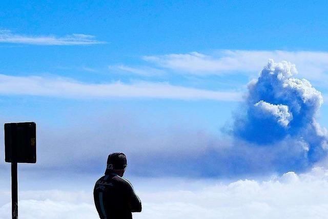 Ein Ende des Vulkanausbruchs auf La Palma ist nicht in Sicht