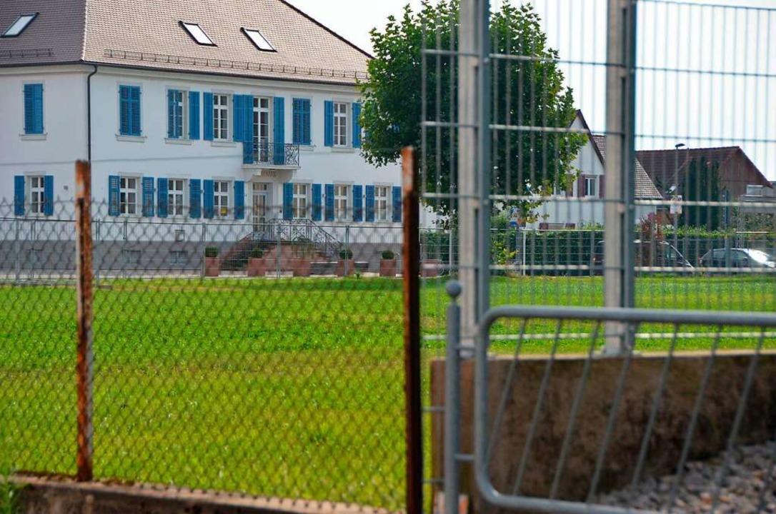 Die Schaffung einer Pflegeeinrichtung ...arten aufteilen für diverse Nutzungen.    Foto: Felix Lieschke