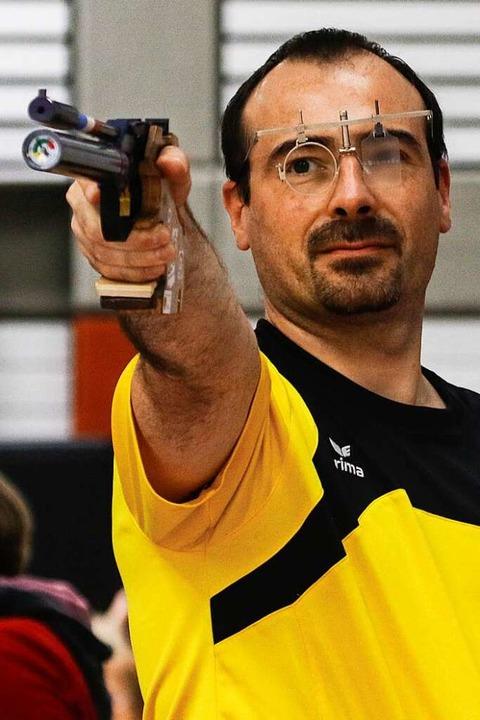 Verzichtet für den ESV auf die nationa...rhin zur Weiler Bundesliga-Mannschaft.    Foto: Matthias Konzok