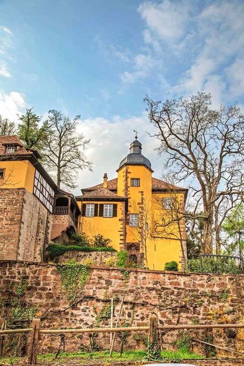 Das Mahlberger Schloss  | Foto: Sandra DEcoux-Kone