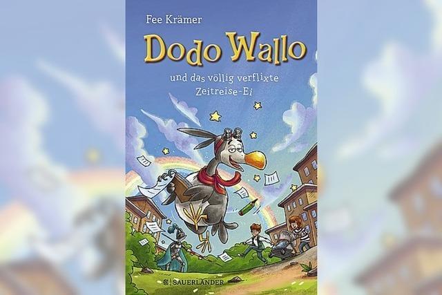 BUCHTIPP: Ein Dodo auf Zeitreise