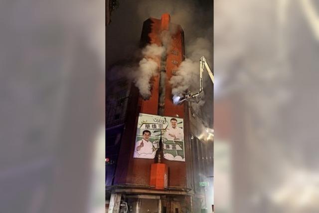 Dutzende Tote bei Hochhausbrand