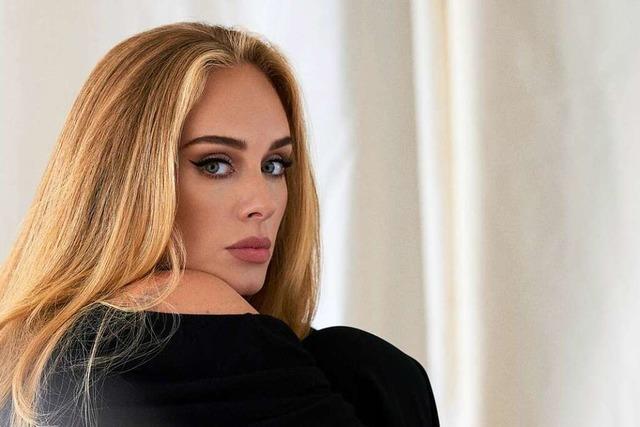 Adele verzückt ihre Fans mit neuer Single