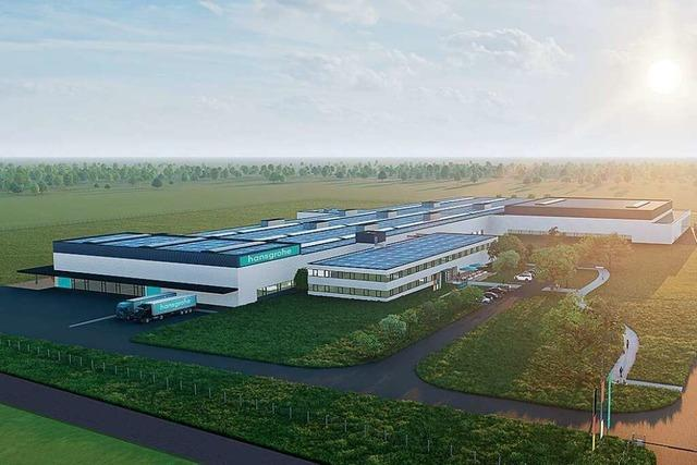 Hansgrohe investiert 85 Millionen Euro in Serbien