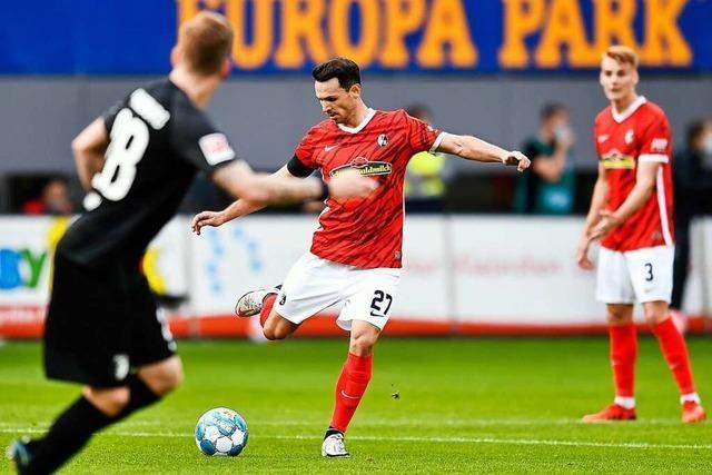 Nicolas Höfler ist der langjährigste SC-Spieler im aktuellen Kader