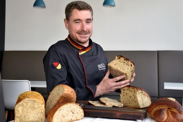 Freiburger Brotsommelier Benjamin Neuhäusler-Jacob will Brot erleben