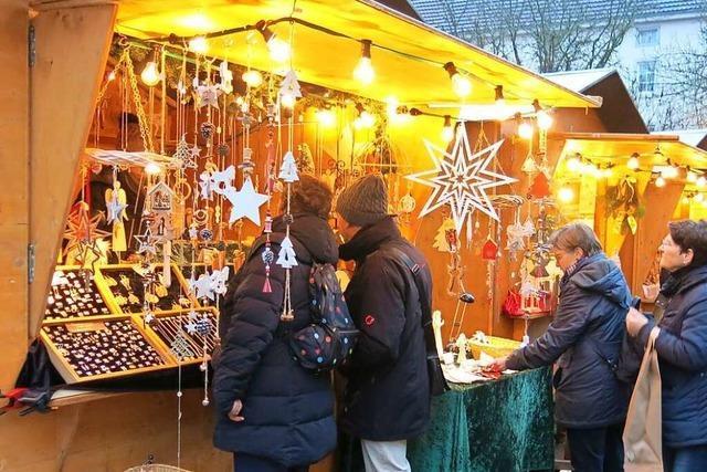 Weihnachtsmarkt Bonndorf entfällt aufgrund von Corona-Auflagen