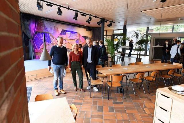 Das Freiburger Haus der Jugend ist saniert und wieder auf Stand