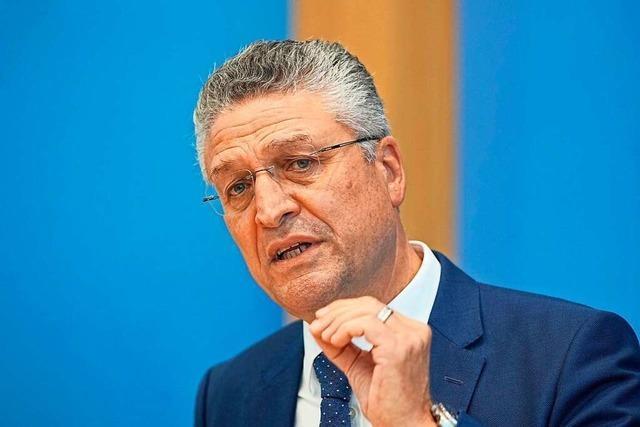 Anlässlich der Morddrohungen gegen RKI-Chef Wieler – auch verbale Gewalt ist tabu