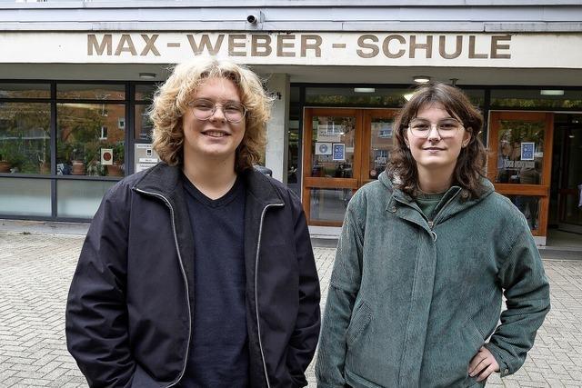 Wie Freiburger Schülerinnen und Schüler in ihr drittes Corona-Jahr gestartet sind