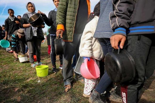 Warum fliehen Menschen?