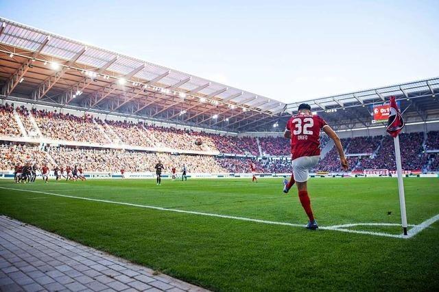 Freiburger Pfosten-Pech verhindert Premierensieg im Europa-Park-Stadion
