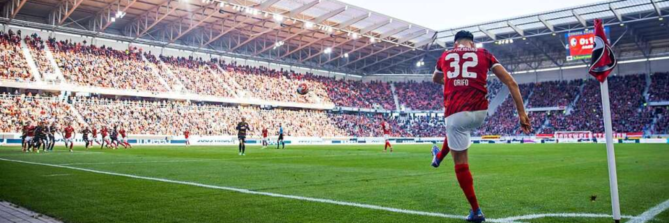Freiburger Pfosten-Pech verhindert Premierensieg im Europa-Park-Stadion - 1:1