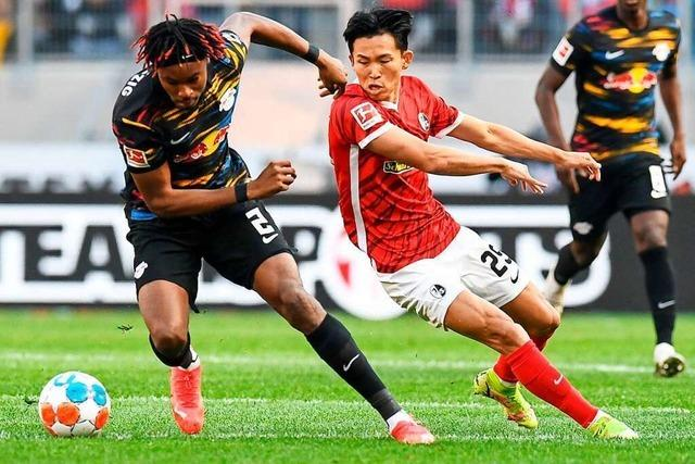 Quirliger Wooyeong Jeong belebt gegen Leipzig Freiburgs Offensivspiel