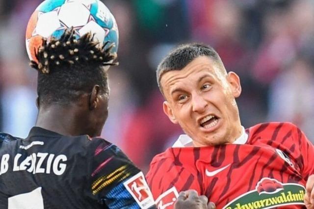 Fotos: Freiburg belohnt sich gegen Leipzig mit einem Punkt
