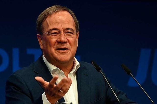 Laschet übernimmt Verantwortung für Wahlpleite und beklagt Zustand der CDU