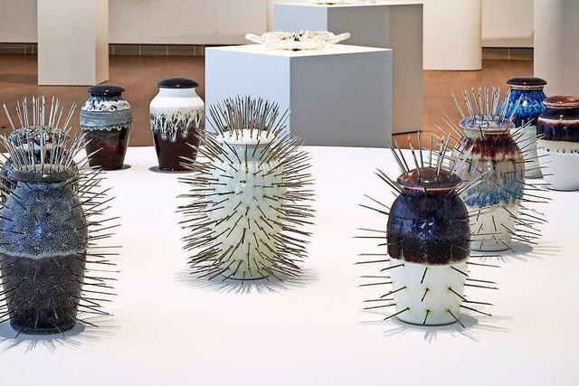 Die Kunst des Kurzschließens im Basler Museum Tinguely