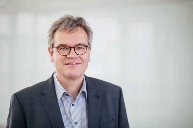 Prorektor Michael Schwarze: