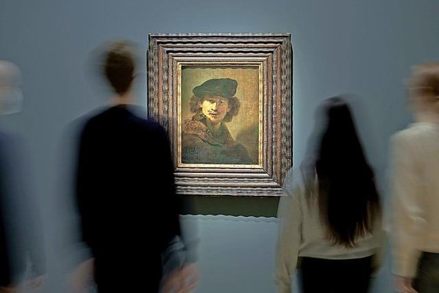Rembrandt im Städel Museum