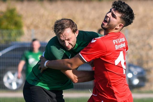 SV Herten gibt 2:0-Führung in den Schlussminuten aus der Hand
