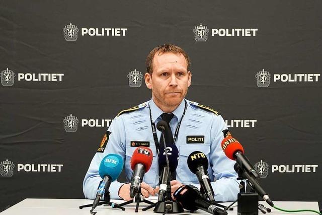 Große Zweifel an Zurechnungsfähigkeit des Attentäters von Kongsberg