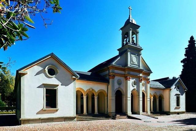 Bei seiner Gründung war der Waldbachfriedhof umstritten