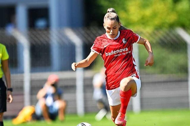 SC-Fußballerinnen vergeben viele Chancen und verlieren gegen Leverkusen 1:2
