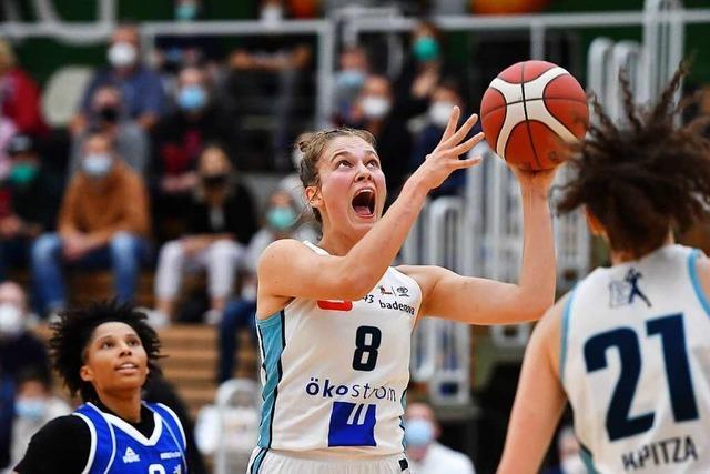 Erste Niederlage für USC-Basketballerinnen – nach zweimaliger Verlängerung Freiburg