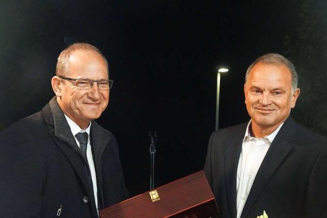 Weisweil wählt Michael Baumann erneut zum Bürgermeister