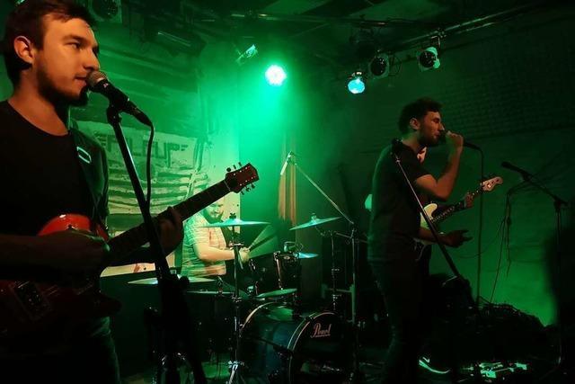 Endlich wieder großes Soundkino in Offenburg