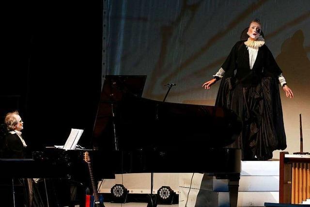 Aufführung der Oper