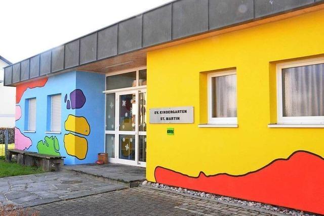 Trotz geplanter Aufstockung fehlt Platz im Eimeldinger Kindergarten