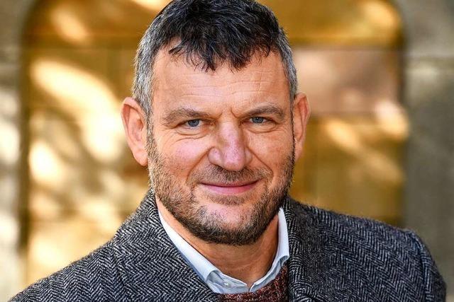 Der Freiburger Kantor Moshe Hayoun: ein Mann der Musik und Religion