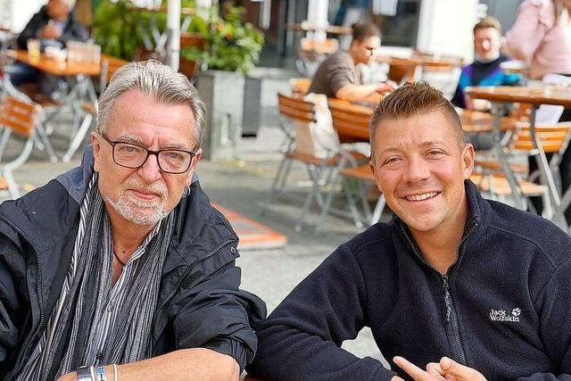Der Lörracher Peter Reimtgut sucht Musiker für eine neue Band