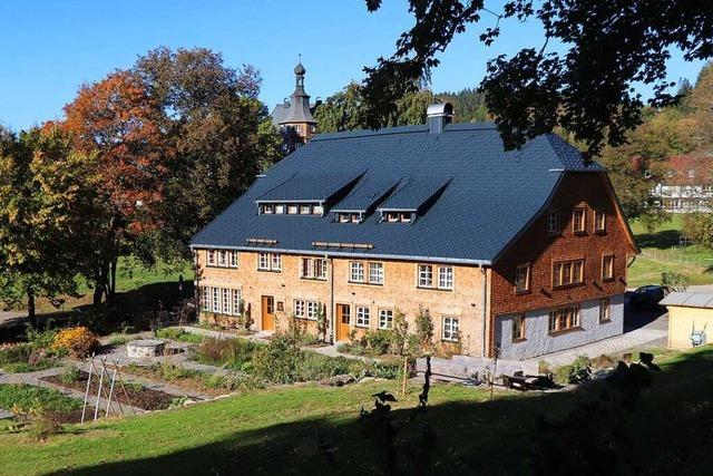 Der Altbirklehof in Breitnau ist einer der ältesten Schwarzwaldhöfe