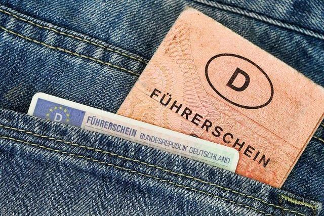 Lange Wartezeiten für Führerscheine im Kreis Breisgau-Hochschwarzwald