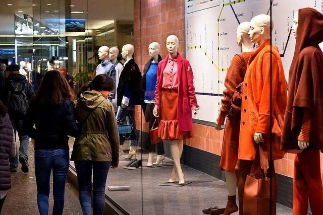 Rheinfelder Modehändler bestürzt über Kaiser-Schließung in Freiburg