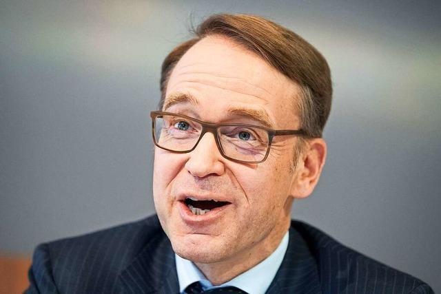 Wer folgt auf Jens Weidmann im Amt des Bundesbank-Chefs?