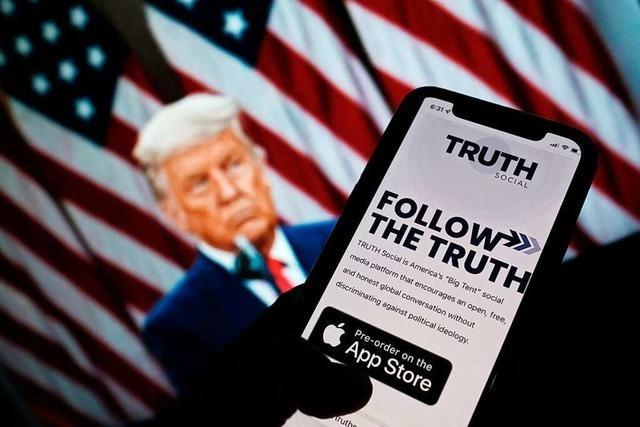 Trump will eigenes Online-Netzwerk starten