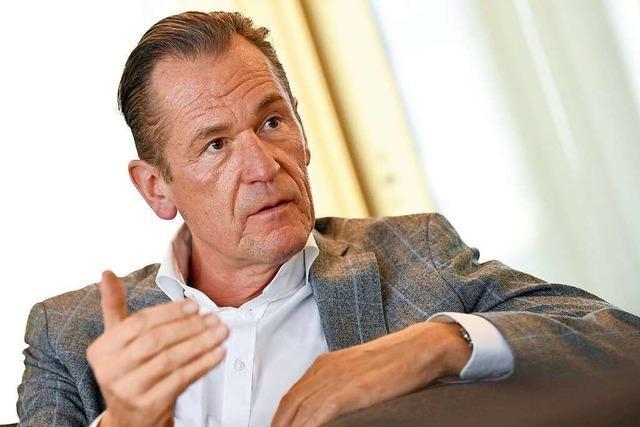 Matthias Döpfner, der Springer-Übervater