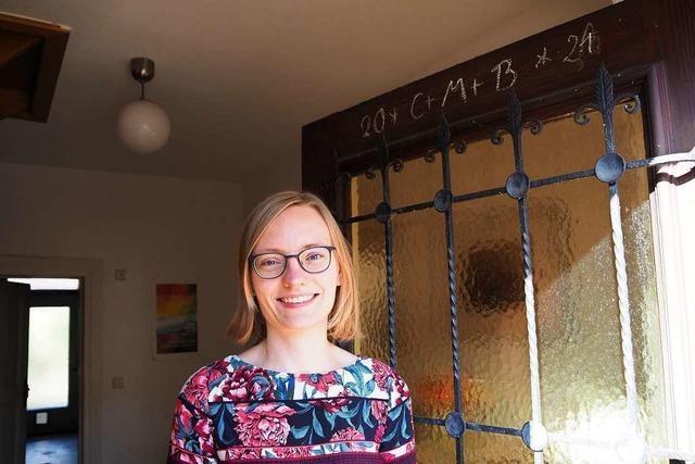 Tamara Brenn will als Pfarrerin im Team neue Formate entwickeln
