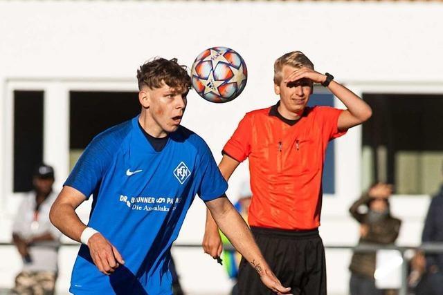 FC Neustadt und FC Löffingen bekommen es mit Topteams zu tun