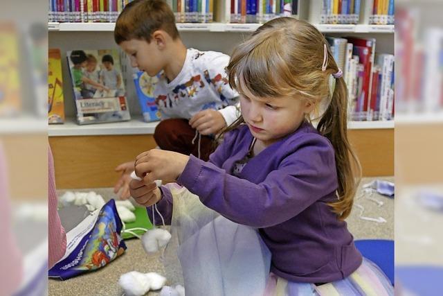 Lörracher Kinder sollen über Vorbilder zum Lesen finden