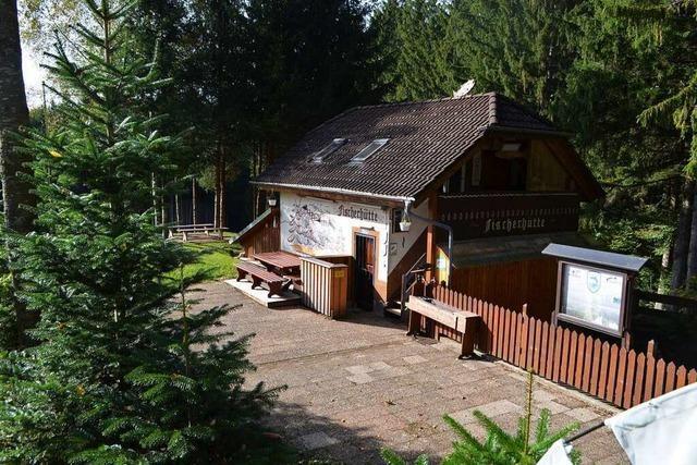 Wieso die Fischerhütte in Biederbach derzeit geschlossen ist