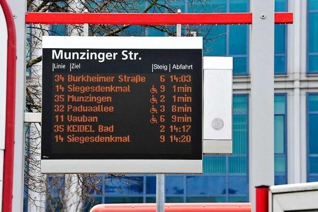 Langes Warten auf die Digitale Fahrgastinformation hat sich gelohnt
