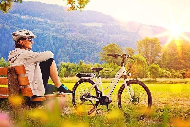 Die BZ schenkt Ihnen eine Smartphone-Tasche für den Fahrradlenker