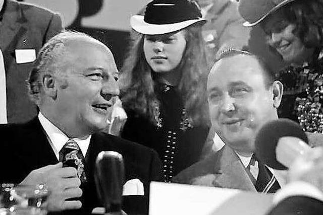 Wie eine zu lange Mittagspause 1971 eine FDP-Revolution verhinderte